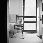 Chair, Maine Cottage