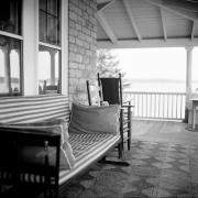 Glider, Maine Cottage