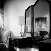 Mirror, Maine Cottage